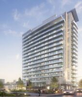 Fantastic 2 BD and 2 Bath Executive condo in downtown Kitchener!