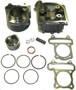 GY6 Big bore kit 50cc to 80cc , 50cc to 110cc on special!!!