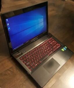Lenovo Y510P GAMING LAPTOP, I7,16GB,SSD, HEAVILY MODIFIED!!!