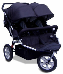 Tike Tech City X3 Swivel DOUBLE STROLLER Kitchener / Waterloo Kitchener Area image 1