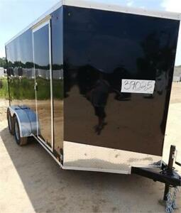 NEW 2019 7X12 7X14 AND 7X16 V NOSE AND ROUND FLAT FRONT ON SALE