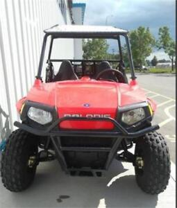 2009 POLARIS RZR 170 YOUTH SIDE by SIDE