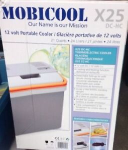 Mobicool X25 (Portable Cooler/Heater 12V & AC)