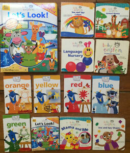 BABY EINSTEIN BOARD BOOKS $3 each or all 13 for $25