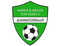 Goalkeeper Wanted Urgently SDSFL Marple based team