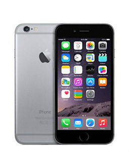 iPhone 6 Space Grey 16GB (Bell)