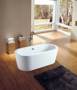 6 acrylics baths/6 bains en acryliques