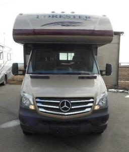 2017 FORESTER 2401 W - CLASS C MOTORHOME