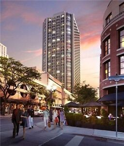LUXURY UPSCALE 1+1 BDRM @ THE EXCLUSIVE 155 YORKVILLE