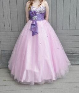 Disney Forever Enchanted Grad Dress