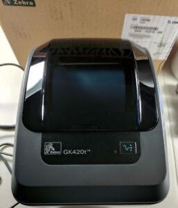 Imprimante Zebra GK420T