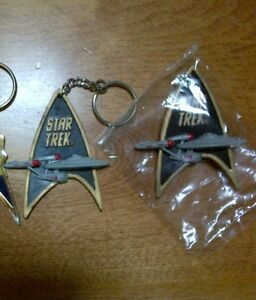 Star Trek Key Chains, MovieSlides, Book Marks, Puzzle, Phonebook London Ontario image 6