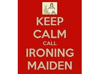 Ironing Maiden East Lothian