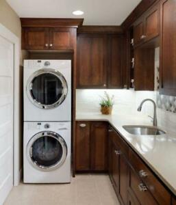 APARTMENT SIZE WASHER DRYER FRONT LOAD SALE ENDS SUNDAY FREE DELIVERY