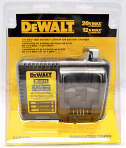 BRAND NEW SEALED! DeWALT 20V - 12V Charger OVER 50% OFF!