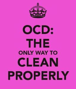OCD Cleaning Moms