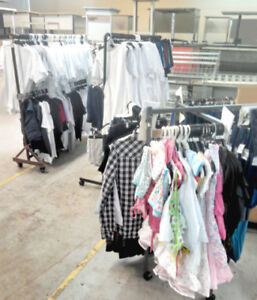 LIQUIDATION OF BRAND NEW CHILDREN'S AND ADULTS CLOTHES