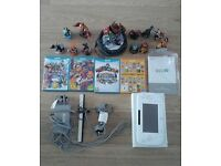 Wii U console and games bundle.