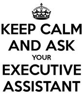 Virtual Executive/Legal Administrative Assistant available