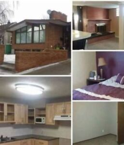 Spacious 2 Bed + Den, avail. IMM, near LRT new kitchen & paint