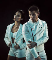 "Demi Lovato & Nick Jonas July 23/16 ACC ""FLOOR"" FANTASTIC SEATS"