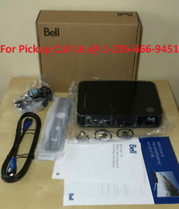 NEW Bell Fibe TV 4K Wireless Whole Home PVR Receiver -VIP5662W