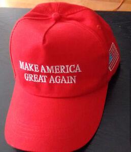 """US PRESIDENT Donald J. Trump """"Make America Great Again"""" HAT!"""