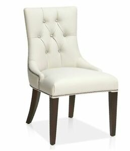 DINING ROOM CHAIRS in LEATHER n FABRIC on SPECIAL PROMOTION