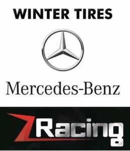 Mercedes Benz winter Tire Rim on sales @Zracing 905 673 2828 Benz C Class CLA E CLASS GLA  GLC  GLE GLS Winter Tires RIM