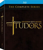 The Tudors BluRay complete series