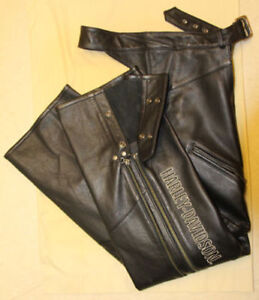 Harley Davidson-Women's Deluxe Motorcycle Riding Chap