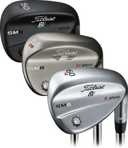 Titleist Vokey SM6 Previous Model - SAVE 25%