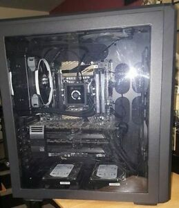 POWERHOUSE - LGA 2011 & X79 Chipset - ASUS - Win 10 Pro