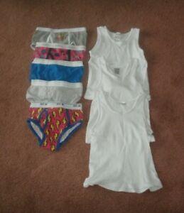 Boy's Underwear, Size 6