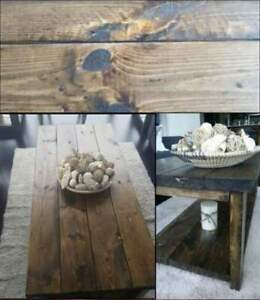 Hand_craged rustic furniture