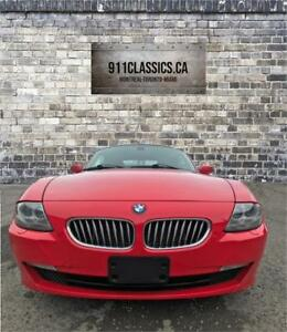 2007 BMW Z4 Coupe 3.0 liters