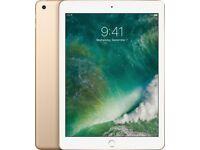 Brand New & Sealed Apple iPad WI-FI 32GB (2017) 9.7 -inch LCD - Gold
