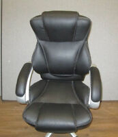 Chaise de bureau en cuir - Leather office chair