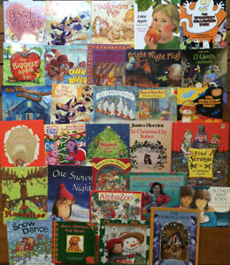 HOLIDAY PICTURE BOOKS 30 books for $30