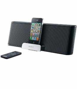 Sony Portable Dock Speaker & iPhone 6, 6s and plus