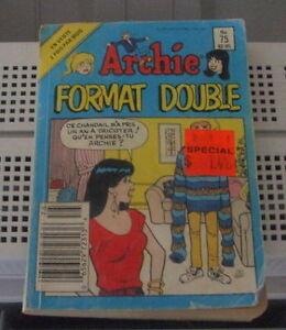 BD - Archie Format double no.75