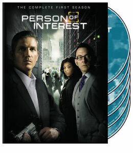 Person of Interest on dvd