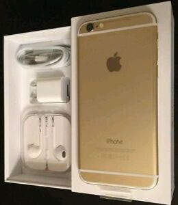GOLD Apple iPhone 6 16 GB - BELL / VIRGIN
