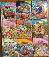 DISNEY'S LITTLE LOOK AND FIND Board Books $3 each or all 9/$15