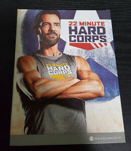 22 Min Hard Corps - Tony Horton - Brand New & Sealed