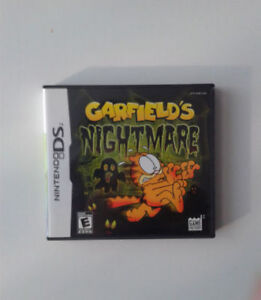 DS - Garfield night mare