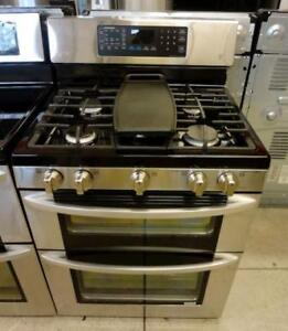 GAS STOVES RANGES GET FREE DELIVERY IF YOU BUY BEFORE SUNDAY