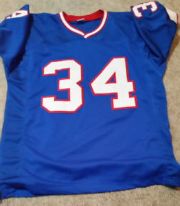 Buffalo Bills Jersey - Thurman Thomas #34