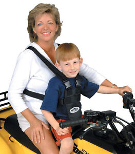 New-Katahdin-ATV-Snowmobile-Kid-Karrier-Harness-Child-Restraint-Harness