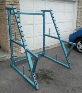 Full Commercial Walkin Squat Rack / Squat Cage